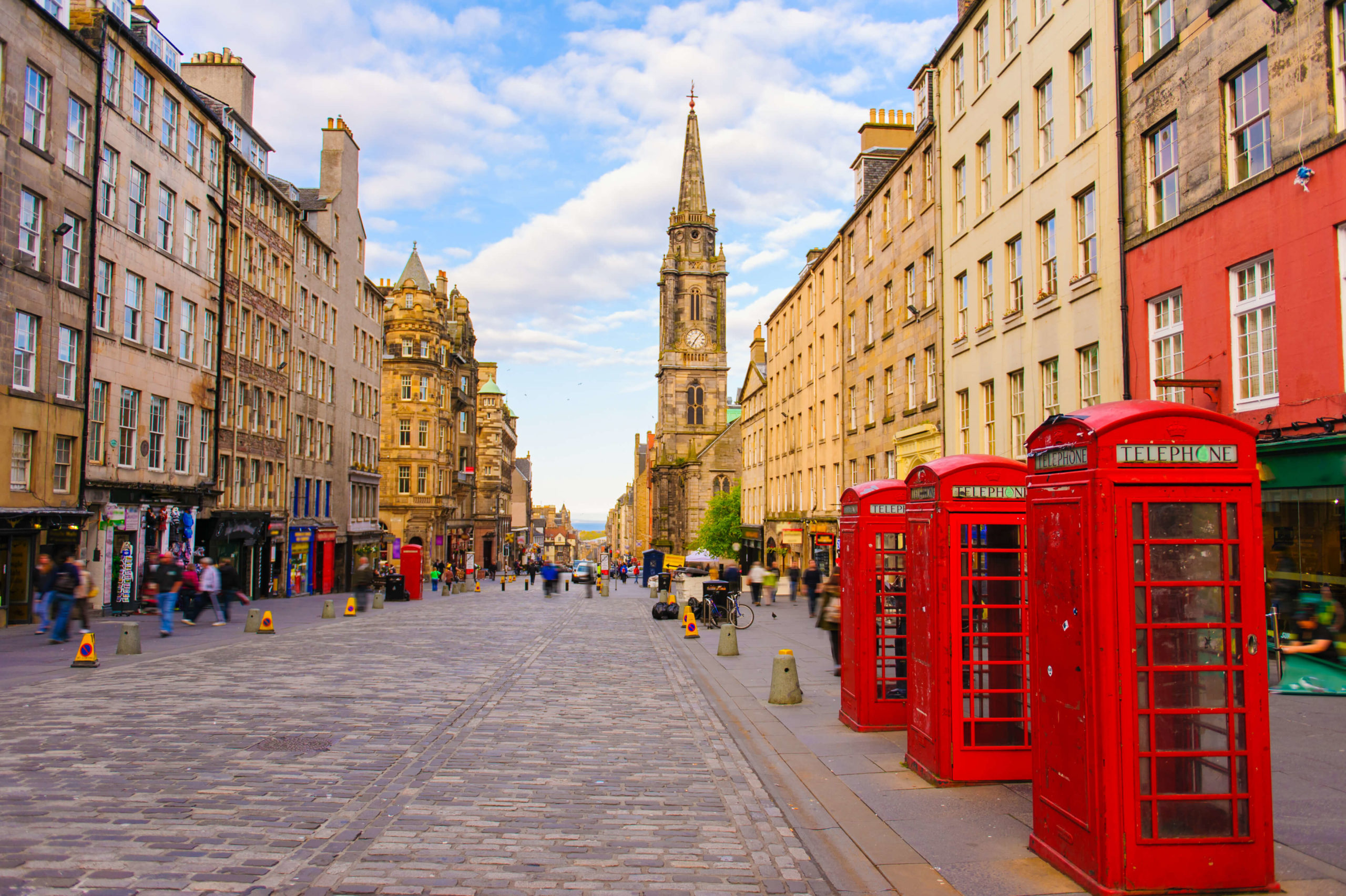 Free tour de la Ciudad Vieja de Edimburgo