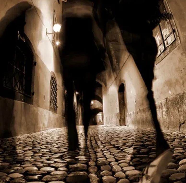 Callejones de Edimburgo en el Free Tour de los Fantasmas