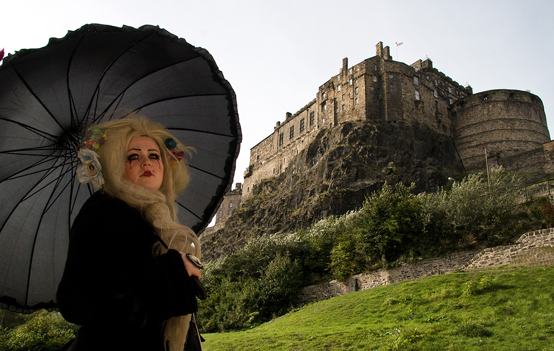Free Tour de los Fantasmas bajo el castillo de Edimburgo