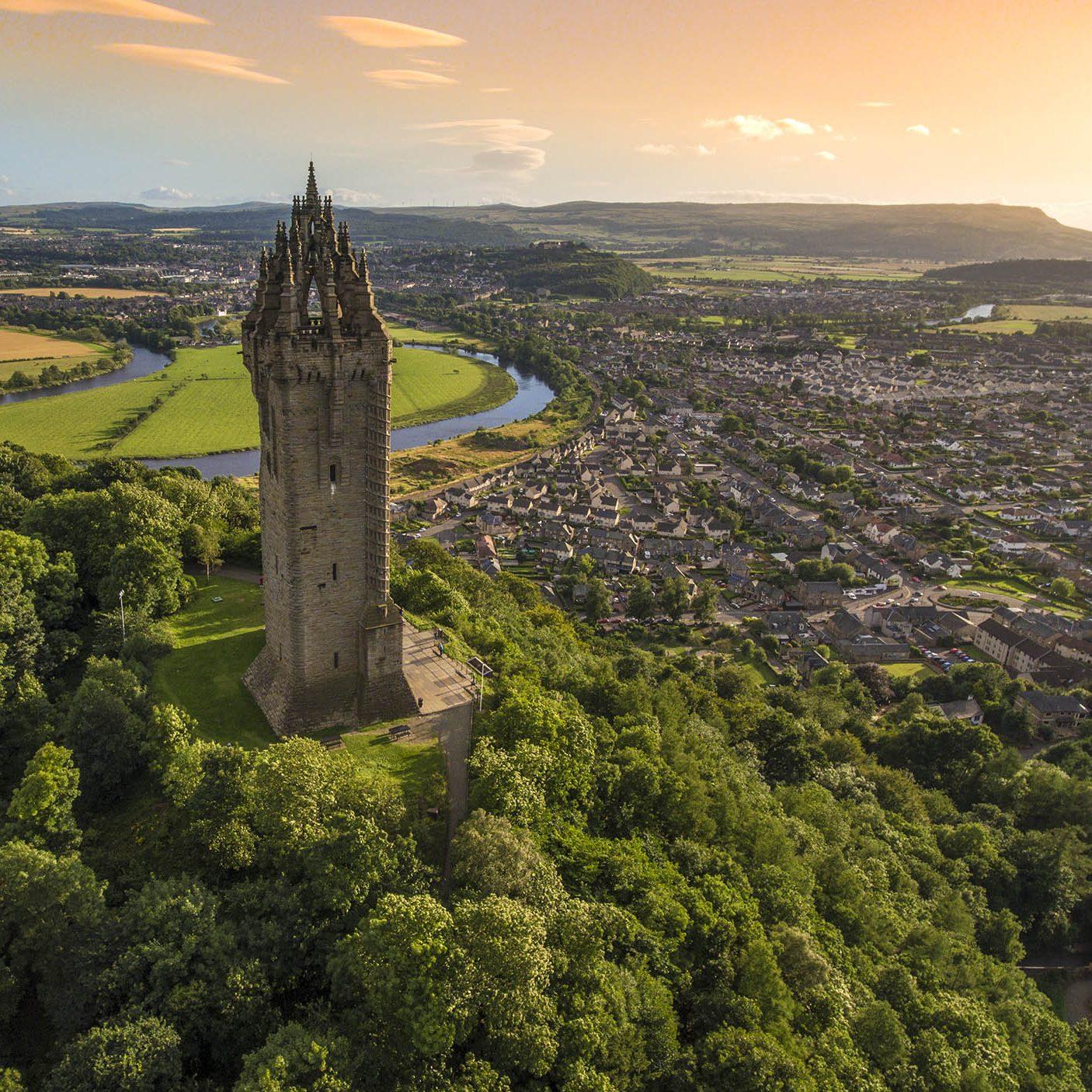 Excursión a Stirling y Highlands en español