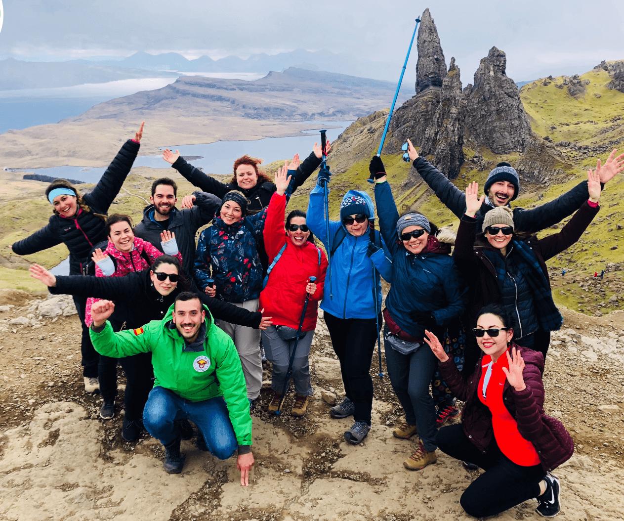 Tour Isla de Skye y Highlands en español