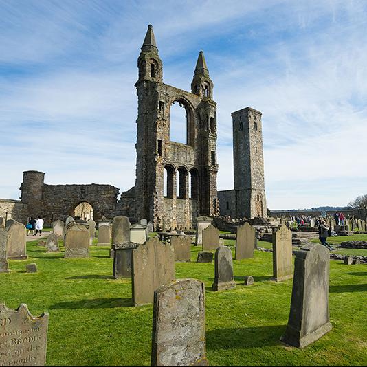 Excursión a Saint Andrews desde Edimburgo