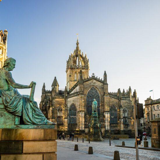 Edimburgo mejor capital del mundo