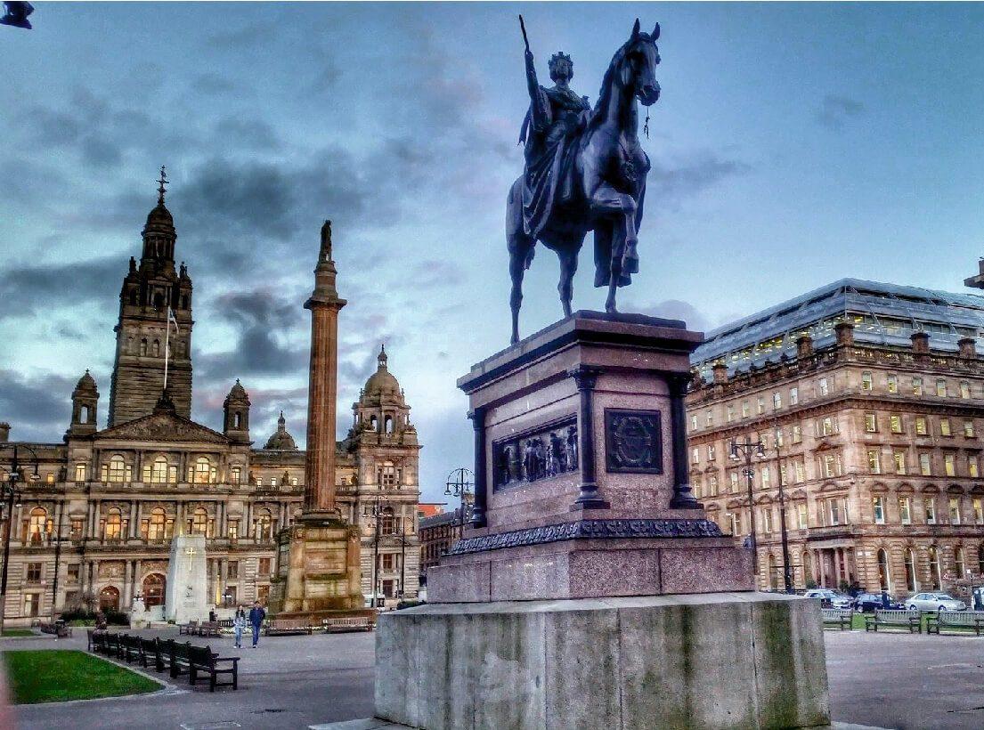 Excursión a Glasgow desde Edimburgo en tren