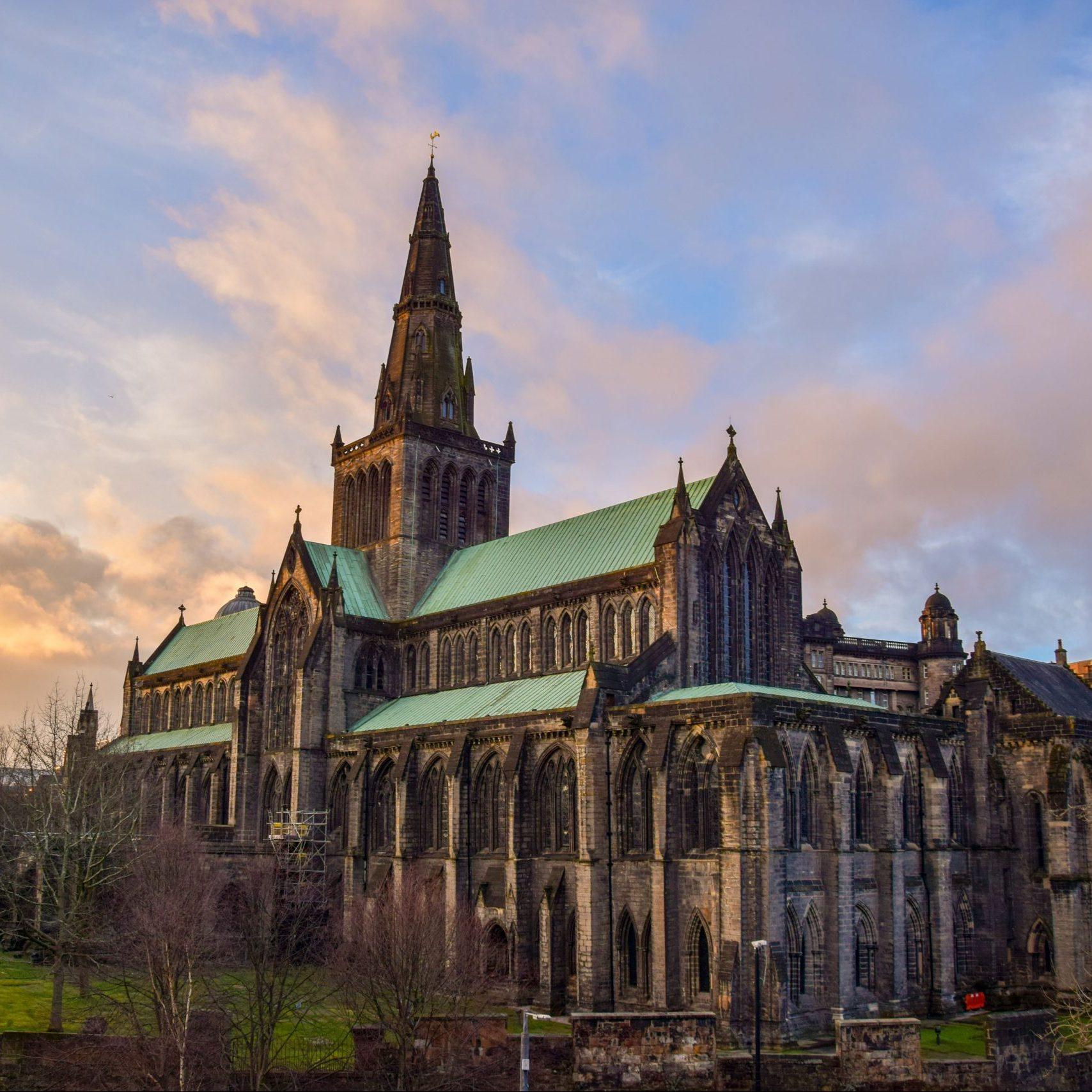 Catedral de Glasgow Excursión desde Edimburgo
